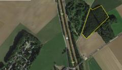 Petite forêt à vendre à Vedrin / Namur
